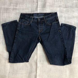 Aeropostale slim straight Jeans 30x32